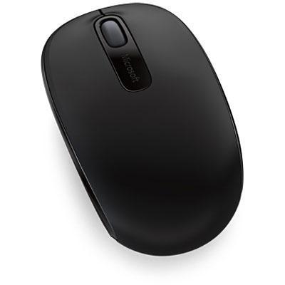 Mouse Óptico 1850 Sem Fio U7Z-00008 Preto - Microsoft