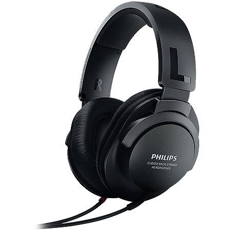 Fone de Ouvido SHP2600/00 Over Ear Preto - Philips