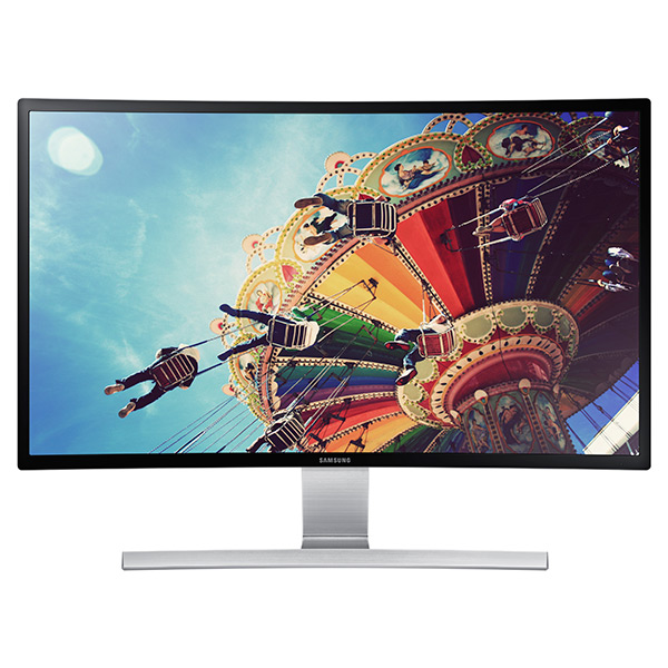Monitor LED Tela Curva 27 Full HD, HDMI, D-SUB, DisplayPort S27D590CS - Samsung