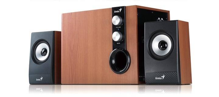 Caixa de Som 2.1 CH 1205 32W RMS  2 Caixas de Som + Sub Premium Wood