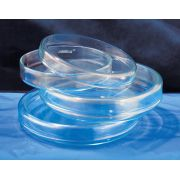 Placa de Petri em vidro