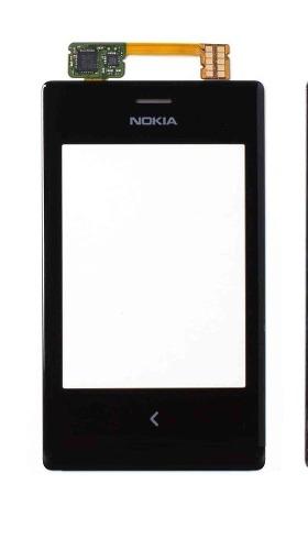 Tela Touch Nokia Asha 503 - 1ª Linha