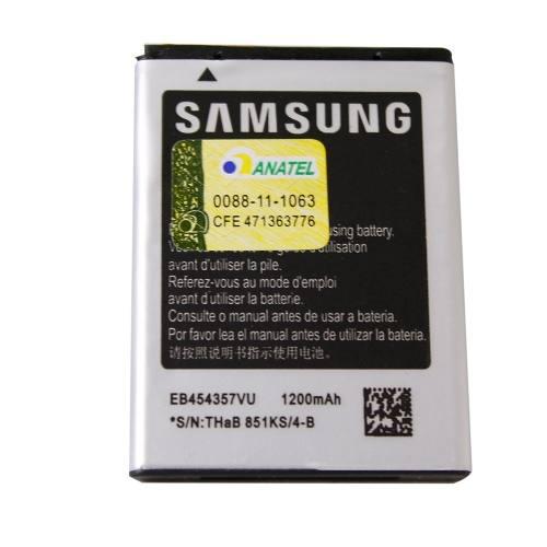 Bateria Samsung Galaxy Y Gt-S5360 1.200 mAh AAA