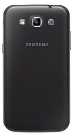 Tampa Bateria Traseira Samsung Galaxy Win Gt-I8552L Grafite