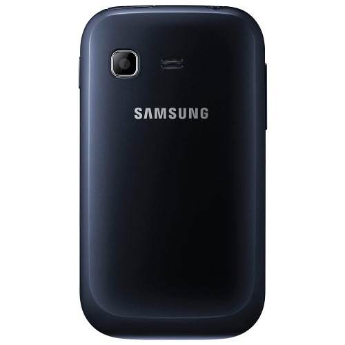 Tampa Bateria Traseira Samsung Galaxy Pocket Plus Duos Gt-s5303 Preto