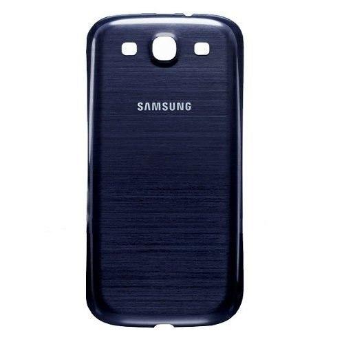 Tampa Bateria Traseira Samsung Galaxy S3 Gt-i9300 Azul