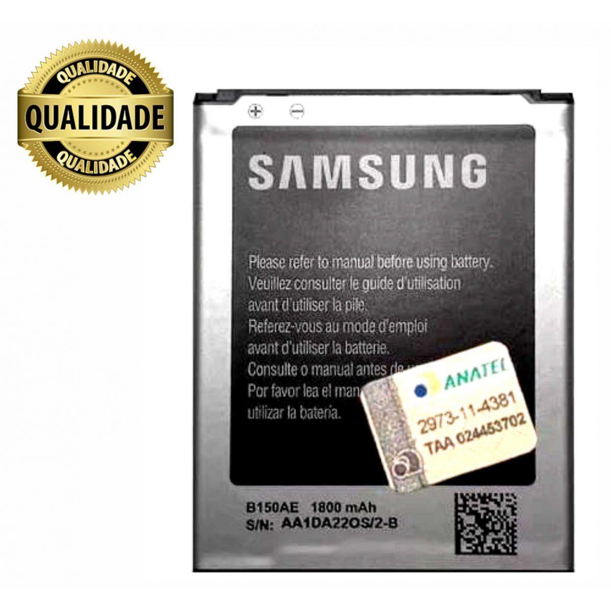 Bat Sam Galaxy Gt-I8262 Sm-G3502 B150AE 1800 mAh Original