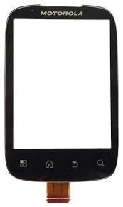 Touch Motorola Spice XT300 - 1 Linha