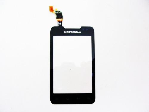 Tela Touch Motorola Xt305 Preto AAA