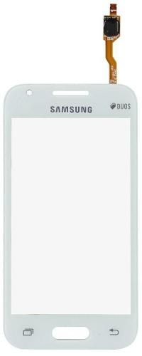 Tela Touch Samsung Galaxy Ace 4 Lite Duos SM-G313 Branco - 1ª Linha