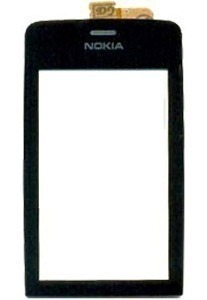 Tela Touch Nokia Asha N308 N310 - 1ª Linha
