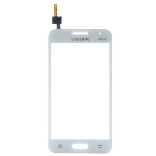 Tela Touch Samsung Galaxy Core 2 Duos Sm G355 Branco AAA