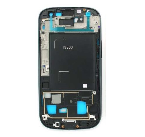 Aro Carcaca Frame Lateral Samsung Galaxy Win Gt I8552 Grafite
