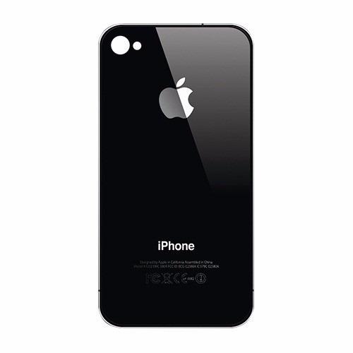 Tampa Bateria Traseira Apple Iphone 4S Preto