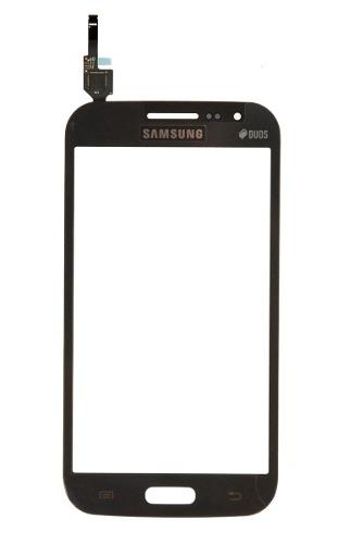 Tela Touch Samsung Galaxy Win Gt-I8552 Cinza - 1ª Linha