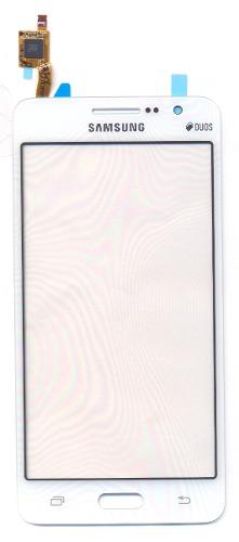 Tela Touch Samsung Galaxy Gran Prime Duos G530 Branco