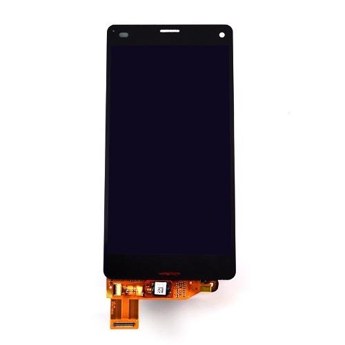 Display Lcd Com Tela Touch Sony Xperia Z3 Compact D5833 Preto