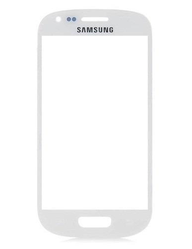 Tela Vidro Lente Samsung Galaxy  S3 9300 Branco