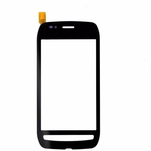 Tela Touch Nokia Lumia 710 Preto - 1ª Linha