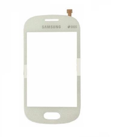 Tela Touch Samsung Galaxy Fame Lite GT S6792 Branco - 1ª Linha
