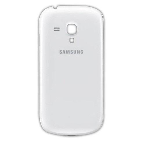 Tampa Bateria Traseira Samsung Galaxy S3 Mini Gt-I8190L Branco
