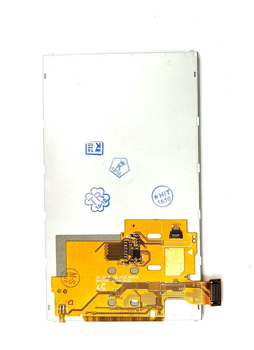 Display Lcd Samsung Galaxy Ace 4 SM-G318 / SM-G313f Flex Curto - 1 Linha
