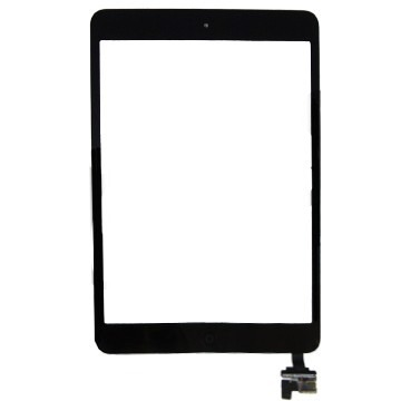 Tela Touch Apple Ipad Mini Com Botao Home Preto