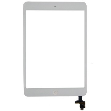 Tela Touch Apple Ipad Mini Com Botao Home Branco