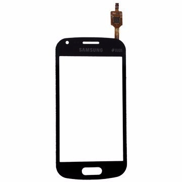Tela Touch Samsung Galaxy S Duos 2  S7582 Preto - 1ª Linha