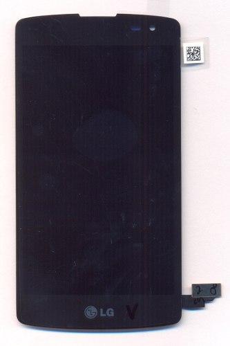 Frontal LG G2 Lite D295 D392 F60 Preto