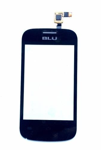 Tela Touch Blu Dash Jr D140 Preto