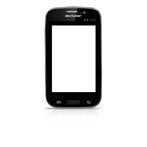 Tela Touch Multilaser M5 Mb049 Mb050 Mb051 Preto