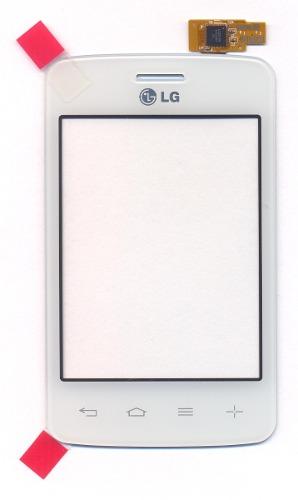 Tela Touch LG L30 D125 D127 Branco - 1ª Linha