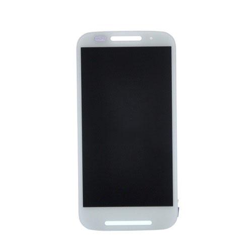 Frontal Touch e Lcd Motorola Moto E Xt1022 Xt1025 Branco Com Aro