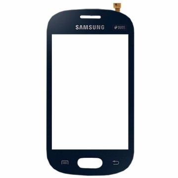 Tela Touch Samsung Galaxy Fame Lite GT S6792 Azul - 1ª Linha