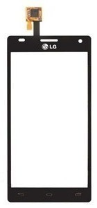 Tela Touch LG Optimus 4x Hd P880 Preto - 1ª Linha