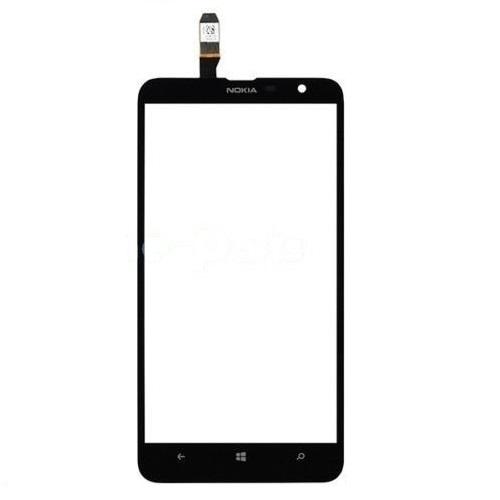 Tela Touch Nokia Lumia 1320 Preto - 1ª Linha