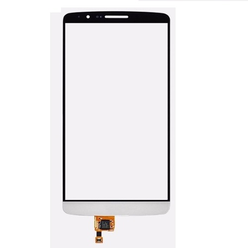 Touch LG G3 D855 Branco - 1 Linha