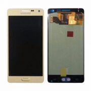 Frontal Touch e Lcd Samsung Galaxy A5 SM-A500 Gold Dourado