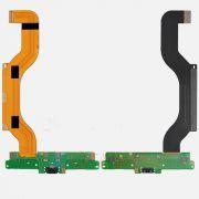 Cabo Flex Conector de Carga Microfone Nokia Lumia 1520