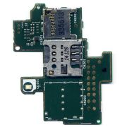 Cabo Flex Slot Sim Card Chip Sony Xperia M C1904
