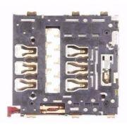 Slot Conector Sim Card Chip Sony Xperia  Z2 / T2 Ultra D5303 D5306