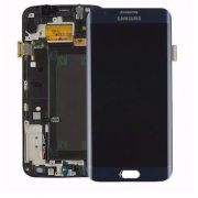 Tela Touch Com Display Lcd Samsung Galaxy S6 Edge Sm G925 Preto