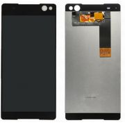 Display Lcd Com Tela Touch Sony Xperia C5 E5563 Preto