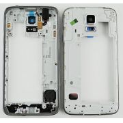 Aro Lateral Carcaça Samsung Galaxy S5 Neo G903 SM-G903F Gold Dourado