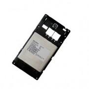 Carcaça Traseira Sony Xperia C C2304 C2305 Com Lente Da Camera