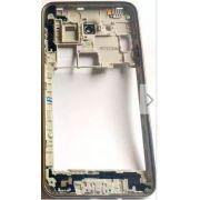 Carcaça Aro Samsung J5 J500 Completo Dourado - 1 Linha