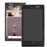 Tela Touch Com Display Lcd Nokia Lumia 925 N925 Com Aro