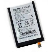 Bateria Motorola Ex34 Moto X Xt1055 Xt1058 Retirada