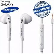 Fone de Ouvido P2 Samsung S6 S7 Branco Box Preto Original